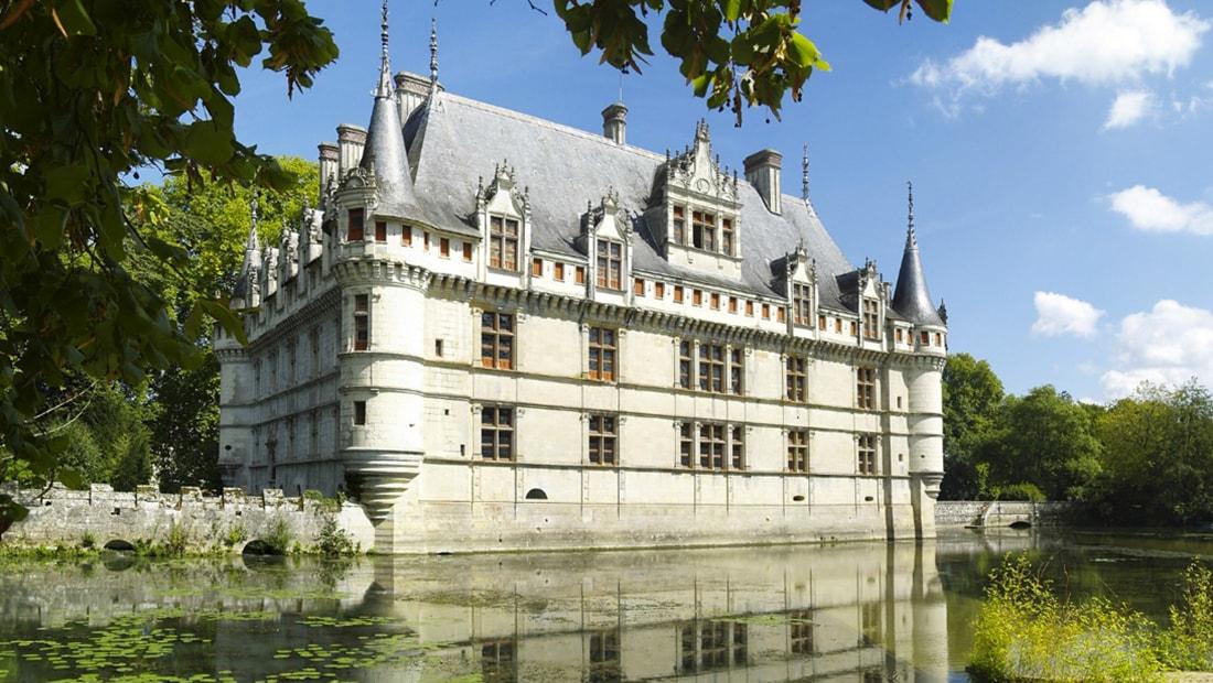 Chateau Azay les Rideau