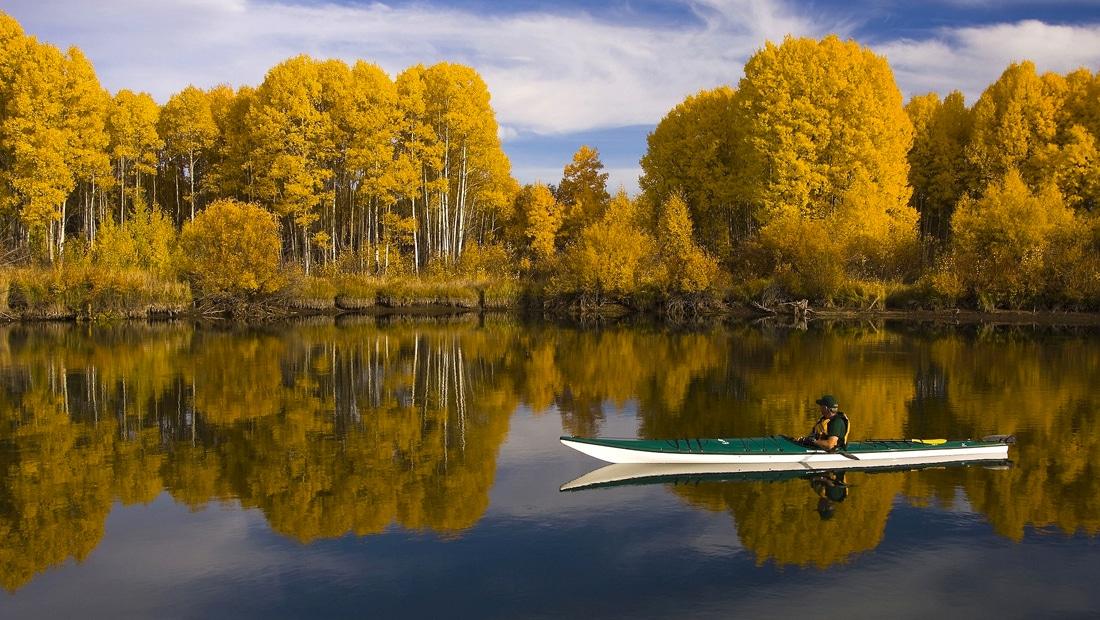 Balade canoe sur le Cher