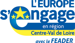 logo europe s'engage centre val de loire